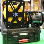 ROV RB-110SP. Inside of water pipe.