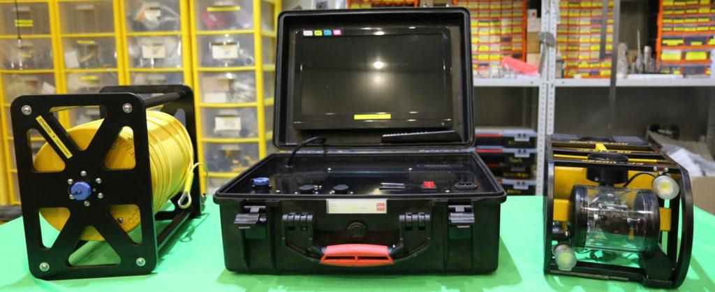 System of ROV RB-110SP