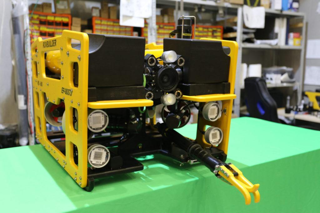 Underwater RB-660D