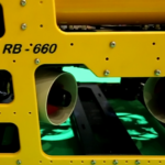 RB-660D diving up 300 meters