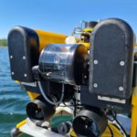Service and upgrade of old ROV