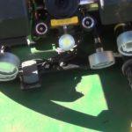 RB-600D RGB lights